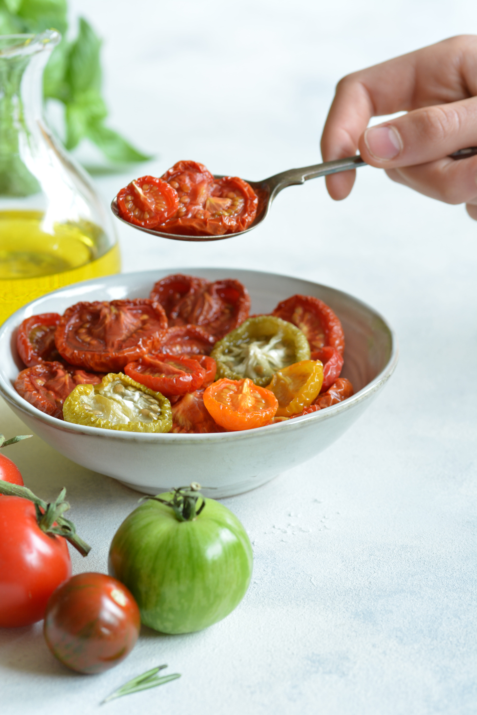 zongedroogde tomaten