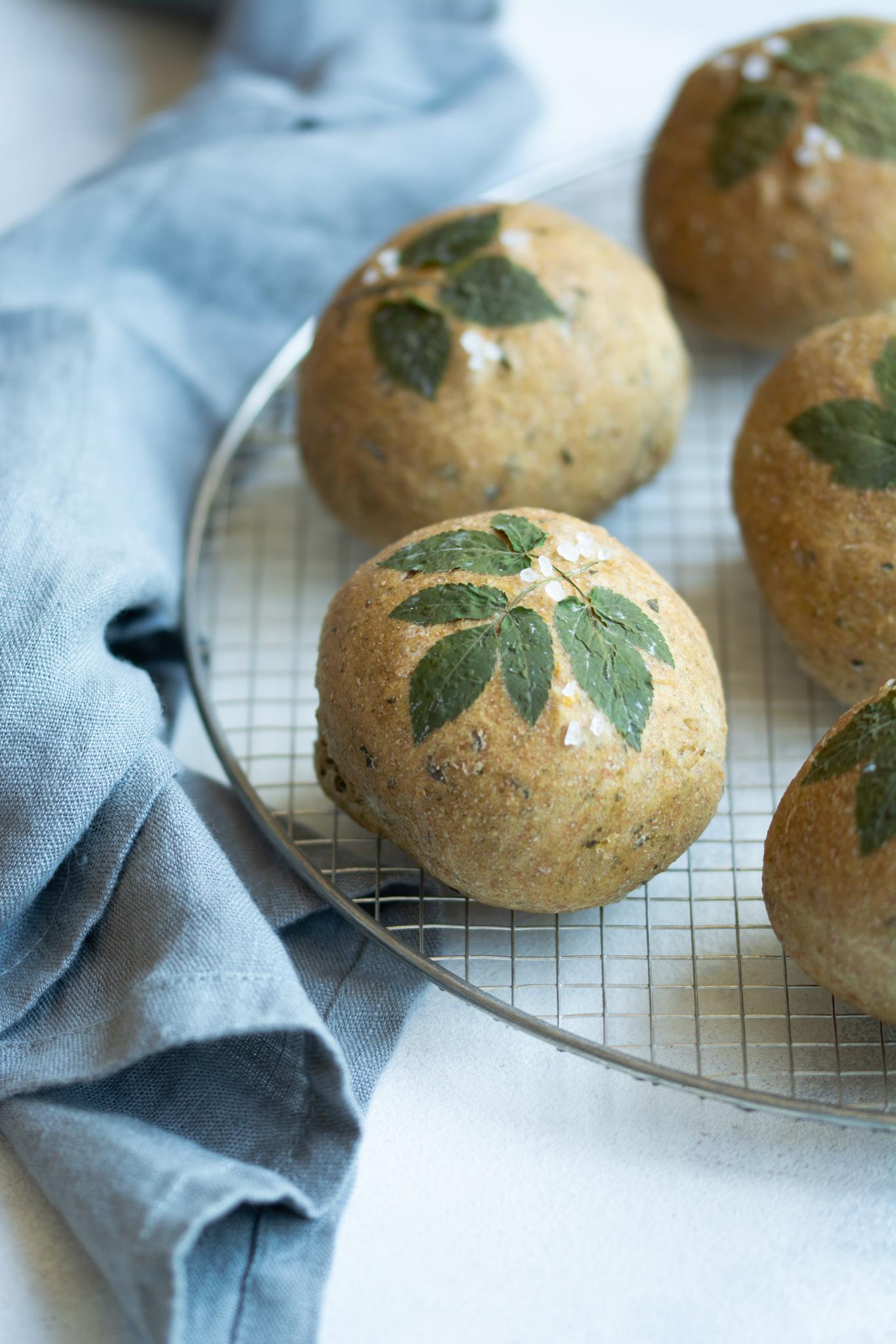 nettle bread
