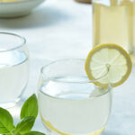 basil lemon syrup