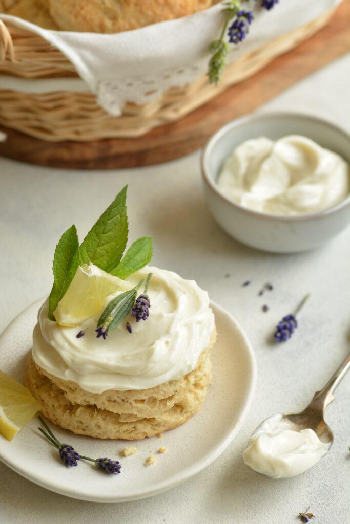 lavendel scones